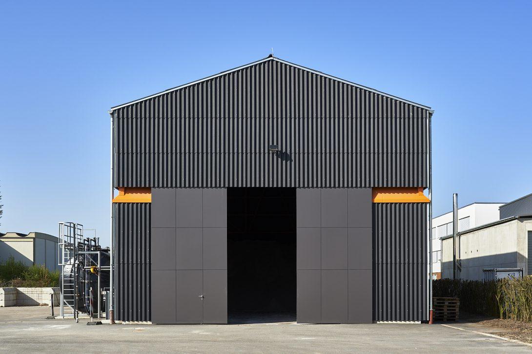 Rolf Sturm Architekturfotografie Landdshut Salzhalle Straßenmeisterei